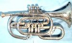 Russian Cornet 1972 Serial number might be N 147 Sid Glickman.jpg